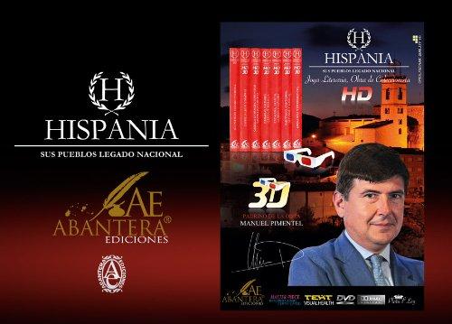 9788415652069: HISPANIA. SUS PUEBLOS, LEGADO NACIONAL. HD Y 3D