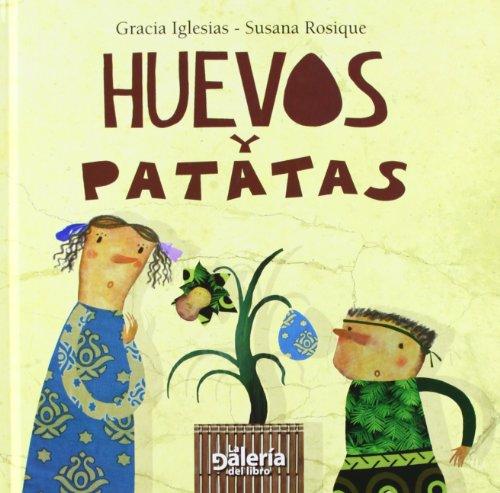 9788415655015: Huevos y patatas