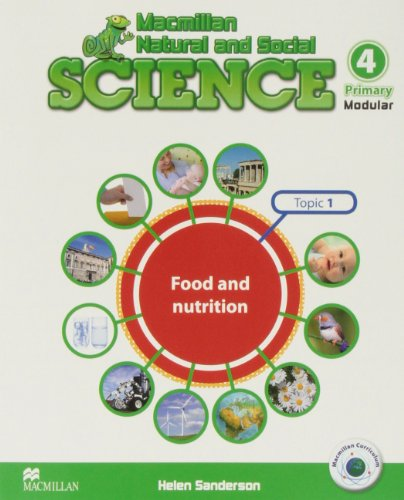9788415656029: MNS SCIENCE 4 Unit 1 Food and nutrition - 9788415656029