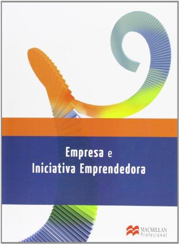Empresa e Iniciativa Emprendedora: Álvarez Martínez, Juan Carlos