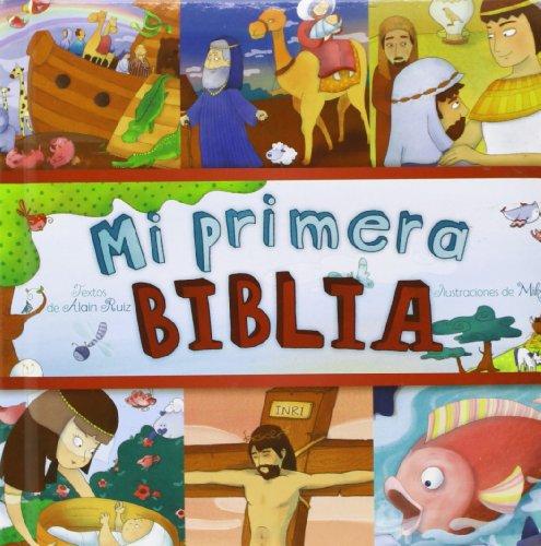 9788415662303: Mi primera Biblia