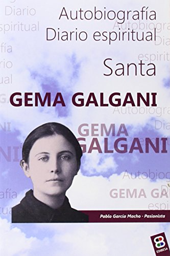 9788415662983: Santa Gema Galgani