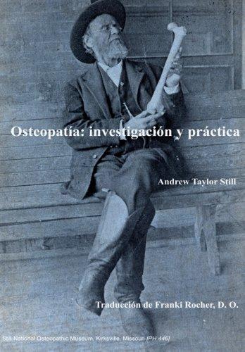 9788415671206: Osteopatia - Investigacion Y Practica - Andrew Taylor Still