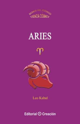 9788415676263: Aries (Spanish Edition)