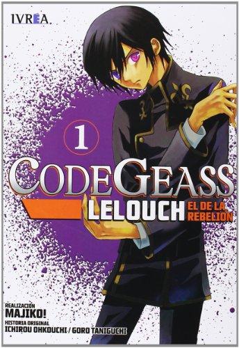 9788415680604: Code Geass 1 - Lelouch. El De La Rebelión (Shonen - Code Geass Lelouch)
