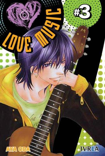 9788415680710: LOVE MUSIC 03 (COMIC)(9788415680710)