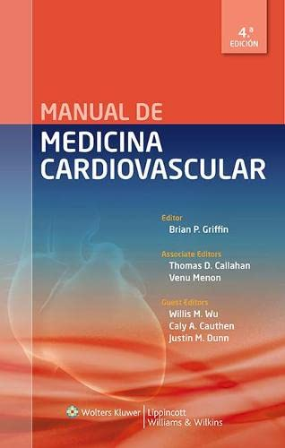 9788415684107: Manual de medicina cardiovascular (Lippincott Williams & Wilkins Handbook)