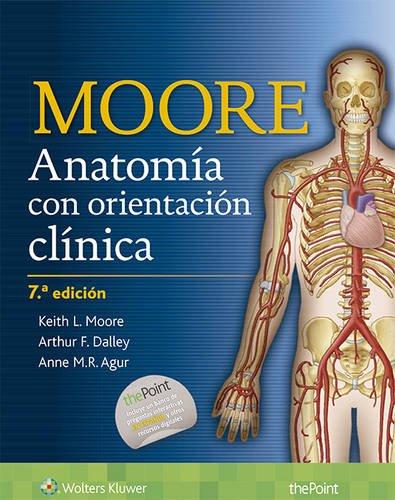 9788415684770: Anatomía con orientación clínica (Spanish Edition)