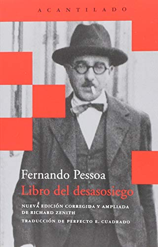 9788415689515: Libro del desasosiego (Acantilado Bolsillo)