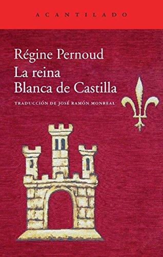 9788415689614: La Reina Blanca De Castilla (Acantilado)