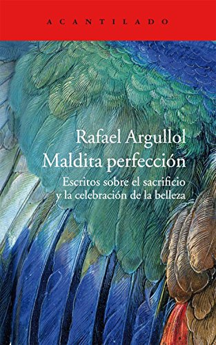 9788415689812: Maldita Perfección (Acantilado)