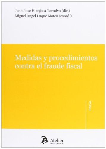 9788415690092: Medidas y procedimientos contra el fraude fiscal.