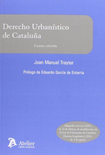 9788415690153: Derecho urbanístico de Cataluña.