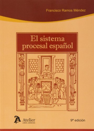 9788415690320: Sistema procesal español