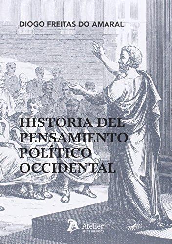 9788415690597: Historia del pensamiento político occidental.