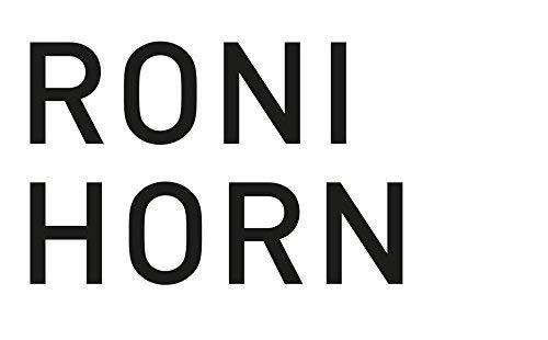 Roni Horn: Artist's Portfolio (Artist Sketchbook): Horn, Roni