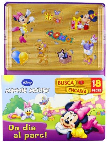 9788415697688: Minnie Mouse. Un Dia Al Parc! (DISNEY)