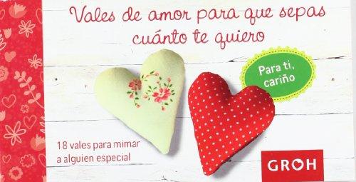 9788415701088: Vales de amor para que sepas cuanto te quiero