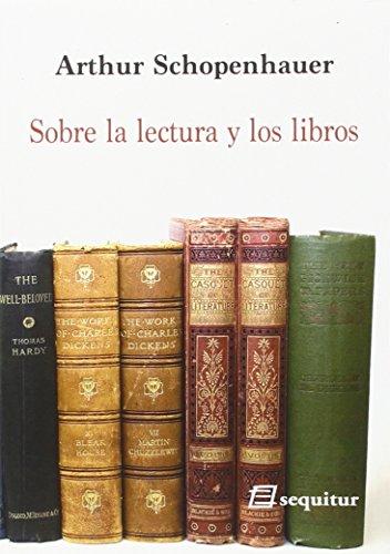 9788415707325: Sobre la lectura y los libros