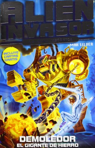Demoledor, el gigante de hierro: Silver, Max