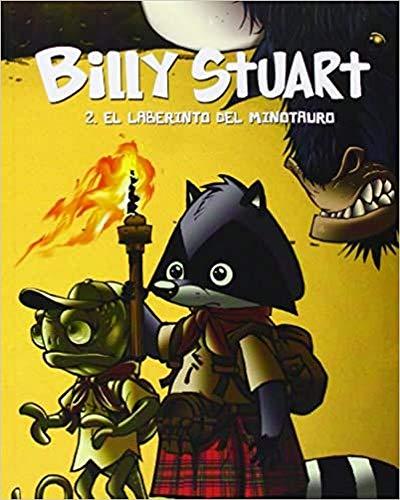 9788415709220: El Laberinto Del Minotauro (Billy Stuart)