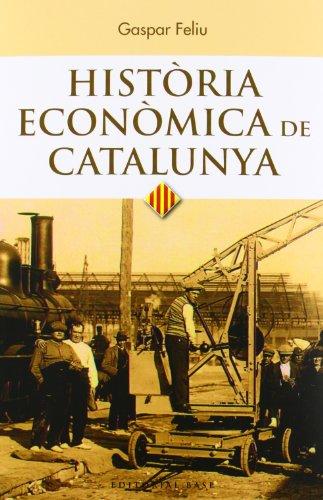 9788415711025: Història econòmica de Catalunya