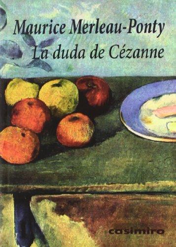 9788415715009: La duda de Cézanne