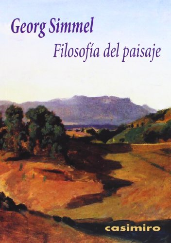 9788415715122: Filosofía del paisaje