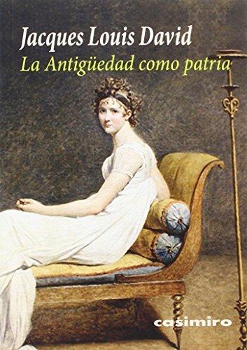9788415715641: ANTIGUEDAD COMO PATRIA