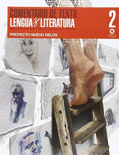 9788415721161: (14).LENGUA Y LITERATURA 2BACH.(DELOS)