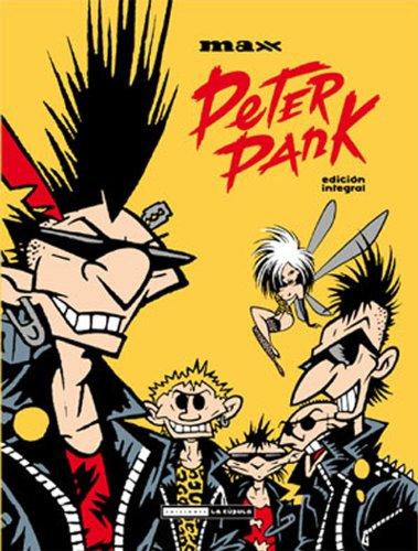 9788415724124: Peter Pank : Edición Integral: (rústica)