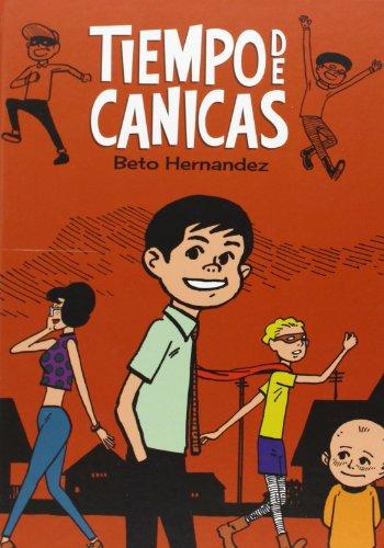 9788415724575: Tiempo De Canicas (Novela gráfica)