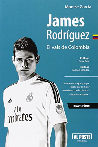 JAMES RODRIGUEZ:EL VALS DE COLOMBIA