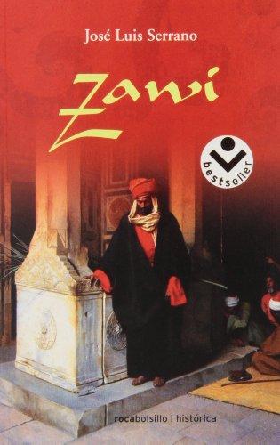 Zawi (Paperback): José Luis Serrano