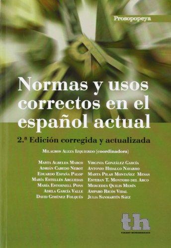9788415731429: (2ª ed.) normas y usos correctos en el español actual