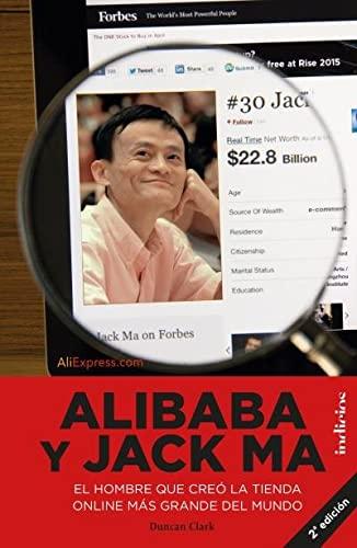 9788415732204: Alibaba y Jack Ma (Indicios no ficción)