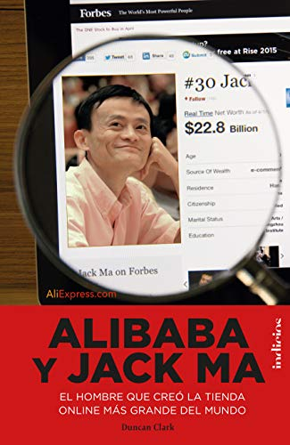 9788415732204: Alibaba y Jack Ma (Spanish Edition)