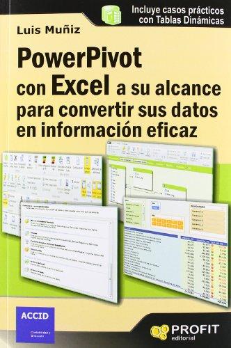 9788415735090: PowerPivot
