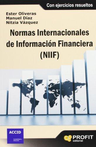 9788415735366: Normas Internacionales De Información Financiera (NIIF)