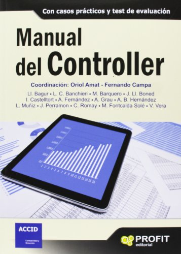 9788415735861: Manual de controller (Spanish Edition)