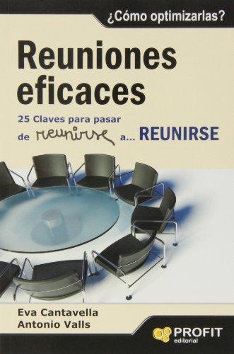 9788415735885: Reuniones eficaces (Spanish Edition)