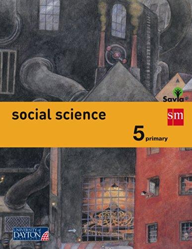 9788415743378: 5EP SOCIAL SCIENCE 2014 (STS) SAVIA (SM)