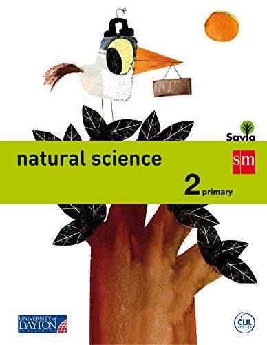 9788415743651: Natural science. 2 Primary. Savia - 9788415743651