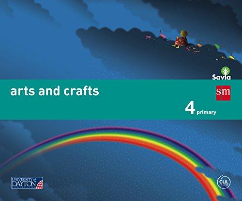 9788415743712: ARTS AND CRAFTS 4ºEP SAVIA 15 SMEA14EP