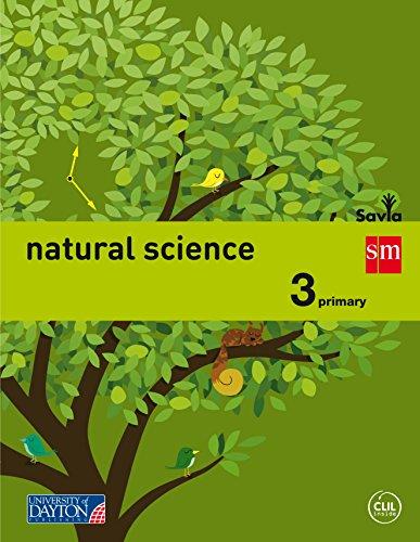 9788415743897: NATURAL SCIENCE 3ºEP SAVIA 15 SMCN13EP