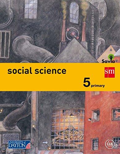 9788415743958: SOCIAL SCIENCE 5ºEP ST SAVIA 15 SMCSO15EP
