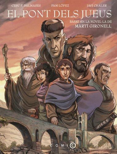 9788415745525: El pont dels jueus còmic