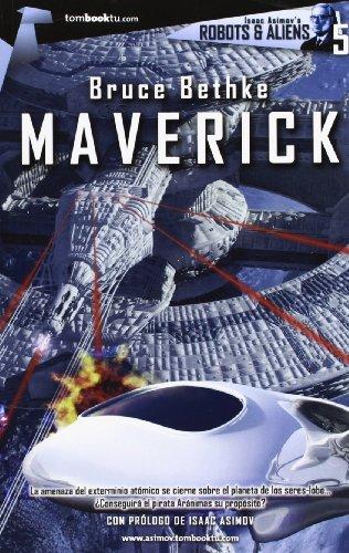 9788415747253: Maverick (Tombooktu Asimov)