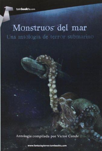 9788415747338: Monstruos del mar (Tombooktu Fantasia y Terror)