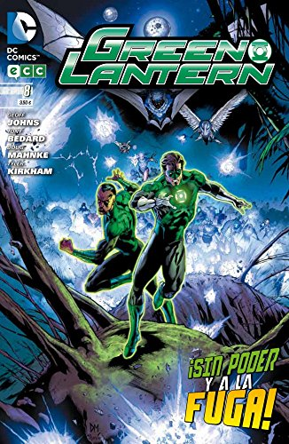 9788415748076: Green Lantern núm. 08 (Green Lantern (Nuevo Universo DC))